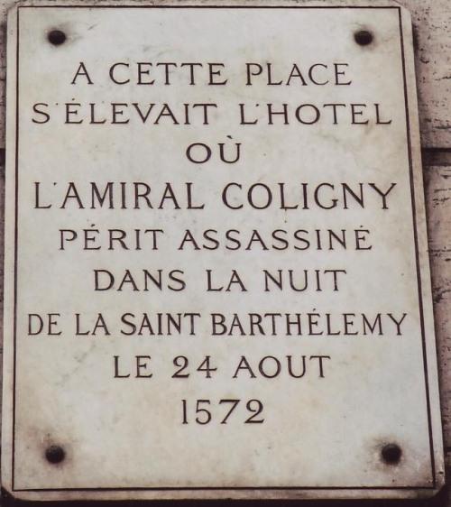 PlaqueGaspardColigny