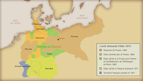 Allemagne de Bismarck