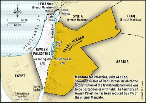 PartitionPalestine1922