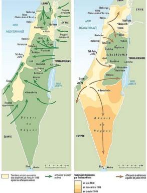 Guerre d'indépendance 1948-49