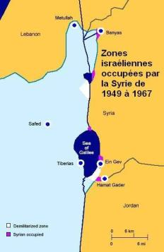 Occupation syrienne en Galilée
