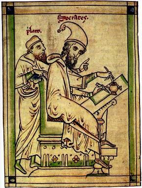 Socrate et Platon