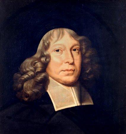 Portrait de Samuel Rutherford