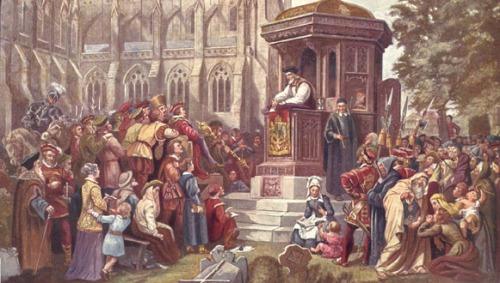 Hugh Latimer (1485-1555)