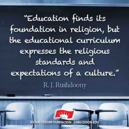 EducationReligion